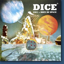 2001 - DICE IN SPACE